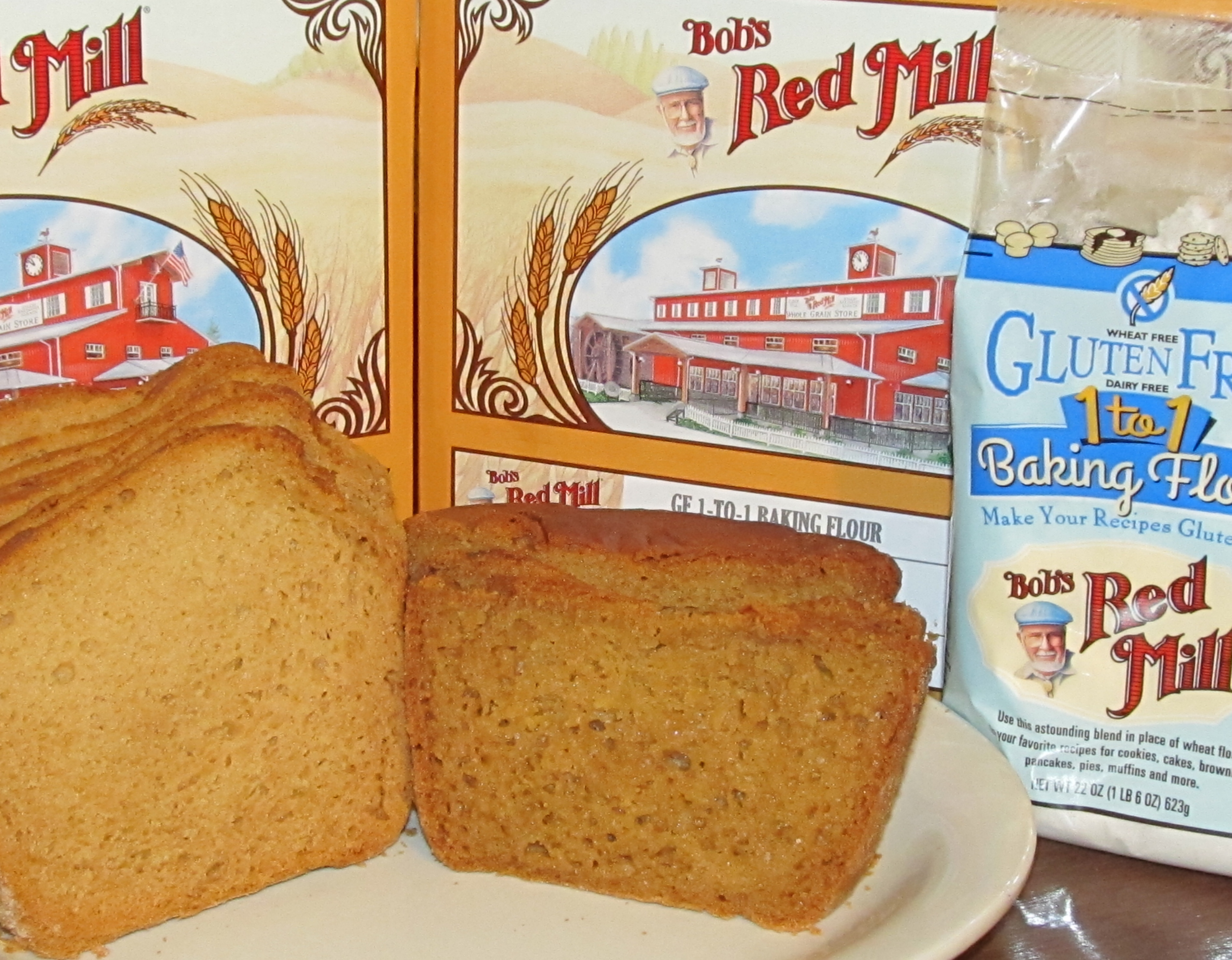 Bob S Red Mill New Gluten Free Flour Jan S Gluten Free
