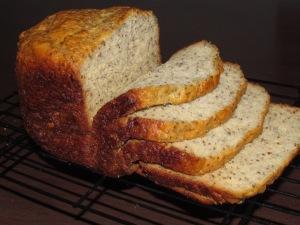Jan's Gluten Free Brown Bread Recipe for the Bread Machine
