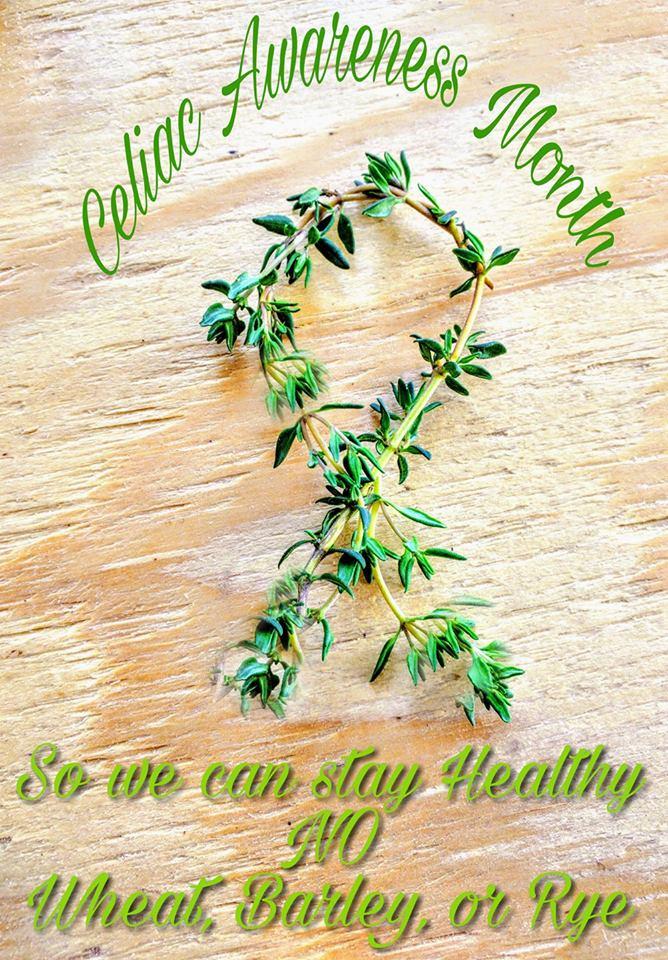 Celiac Awareness2017