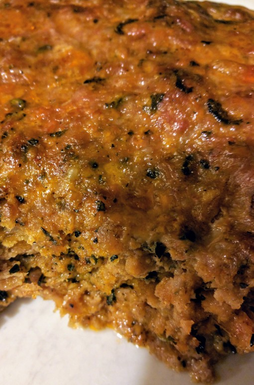 Greek Meatloaf
