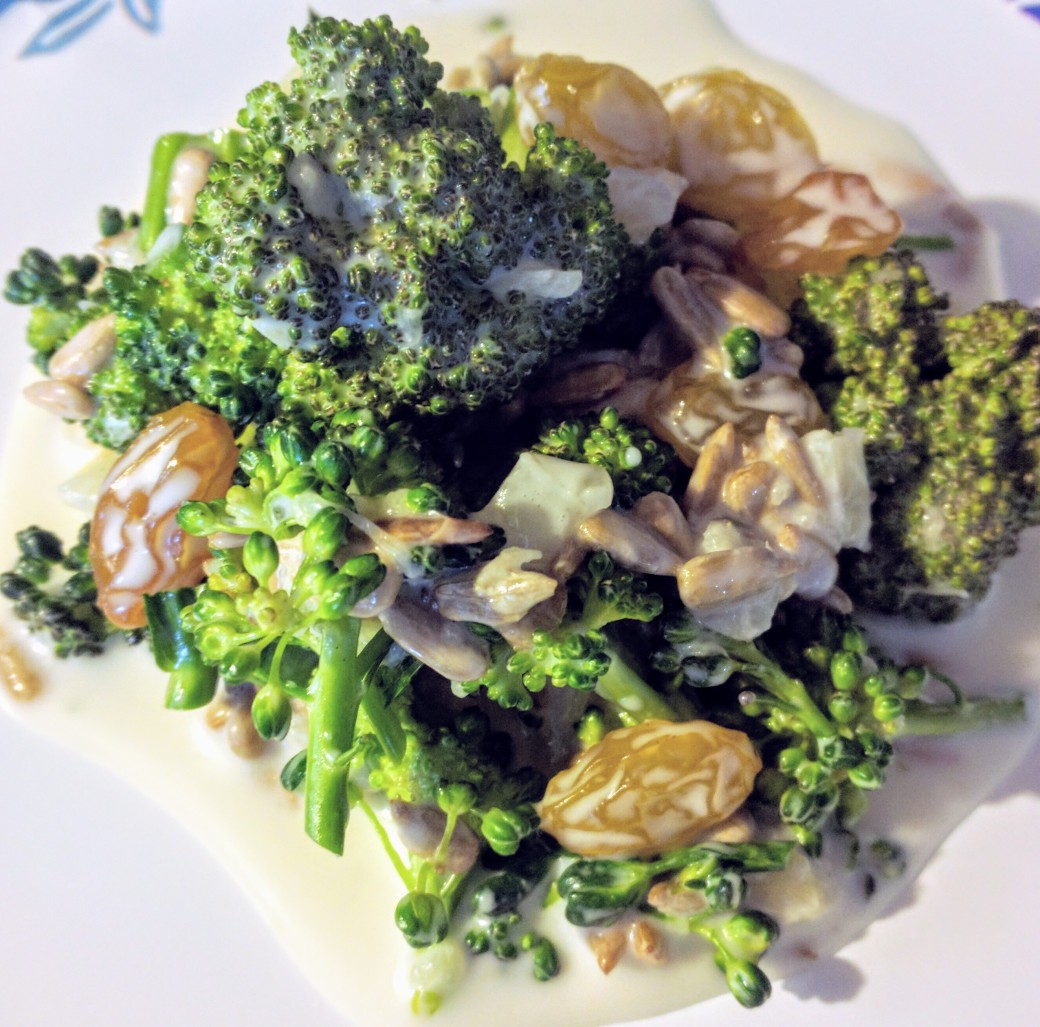 DeliBroccoli Salad