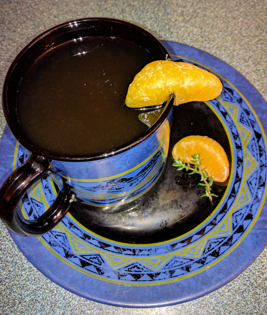 Orange Spice Tea